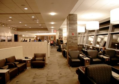 American Airlines Lounge – JFK