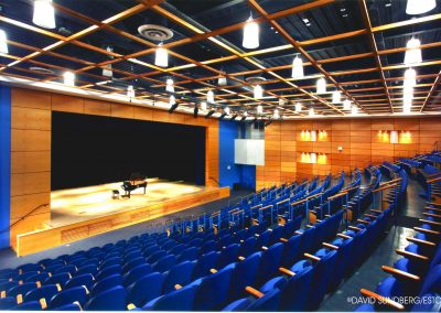 7 Bridges Auditorium
