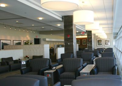 American Airlines Lounge 01