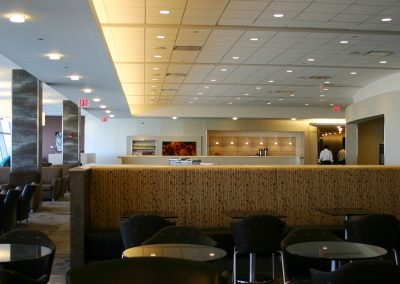 American Airlines Lounge 02