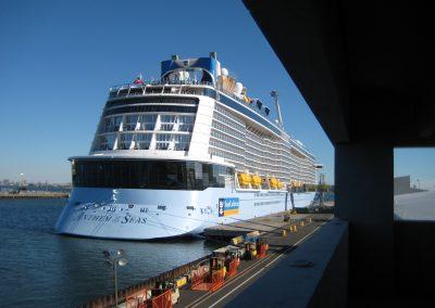 Bayonne Cruise Terminal