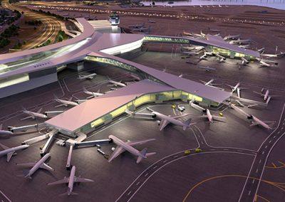 Laguardia Central Terminal B