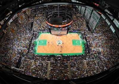 The TD Banknorth Garden