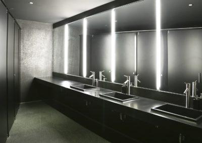 Barclays Suite Level Toilets