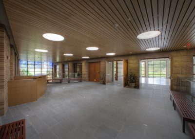 Maple Grove Upper Lobby