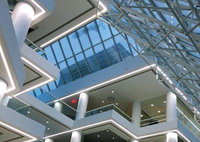 100 Summit Atrium
