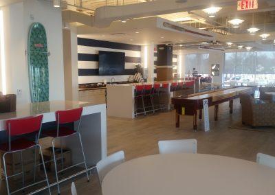 Vineyard Vines Employee Cafe First Floor