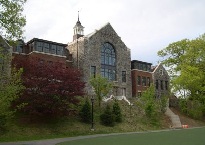 Hackley School Exterior