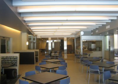 Stony Brook West Side Dining