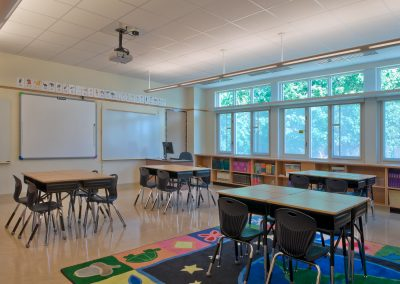 Post Rd. School Classroom