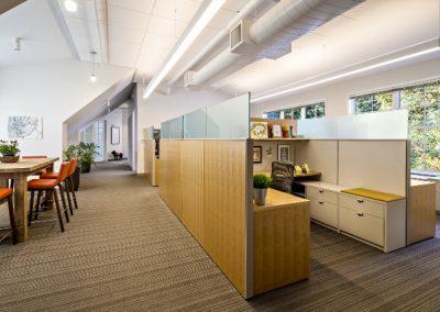 Third floor Open Offices