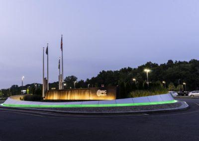 WMC Valhalla Roundabout