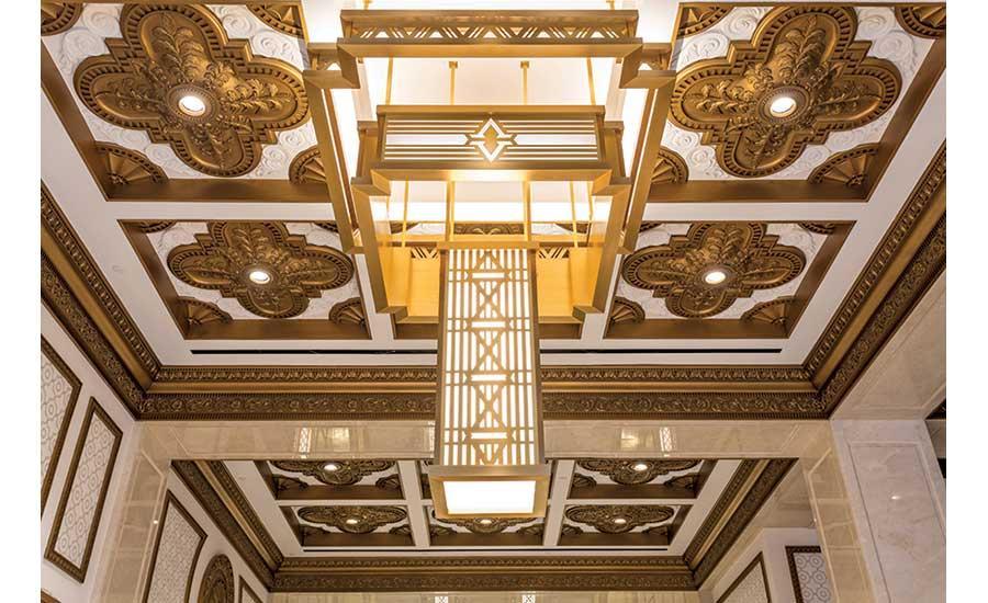 1501 Broadway Lobby