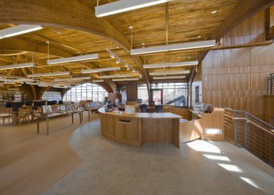 Byram Shubert Library