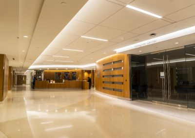 Westchester Medical Center Lobby