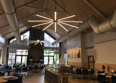 Peck School Cafeteria
