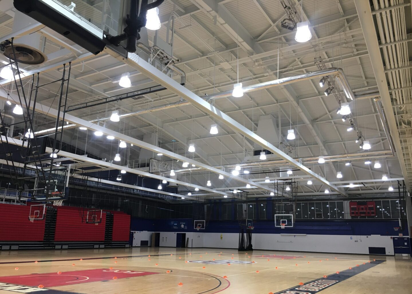 Queens College Fitzgerald Gym